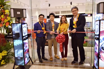 Audiophile? JBL Brings Its Innovative Auditory Landscape to Festival Mall