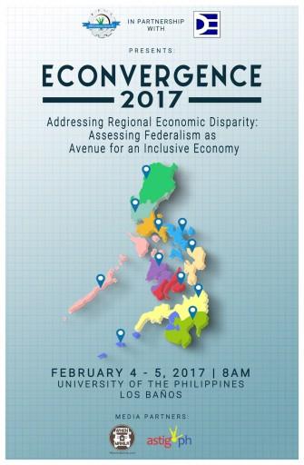Econvergence 2017 Feb 4-5 @ UPLB [event]