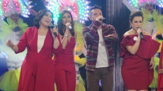 Isang Pamilya Tayo: An ABS-CBN Christmas Special