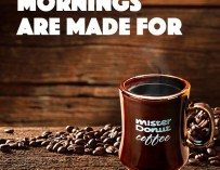 Drip Coffee Anytime Anywhere from Mister Donut