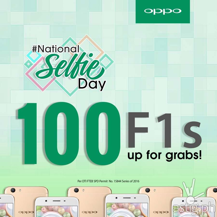 OPPO NATIONAL SELFIE DAY FA v4
