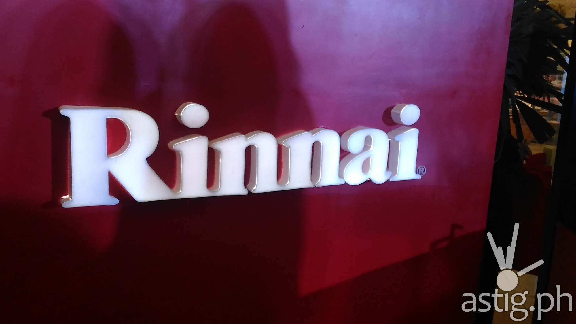 Rinnai Philippines Introduce A Whole New Range Of Kitchen