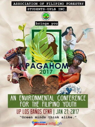 Pagahom 2017 Jan 21 @ UPLB [event]