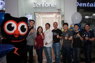 Zenfone store opens in Makati