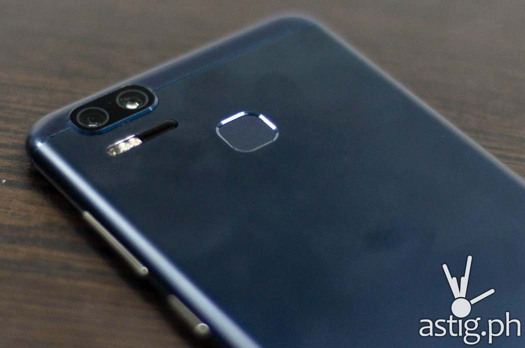 Dual rear cameras - ASUS Zenfone 3 Zoom