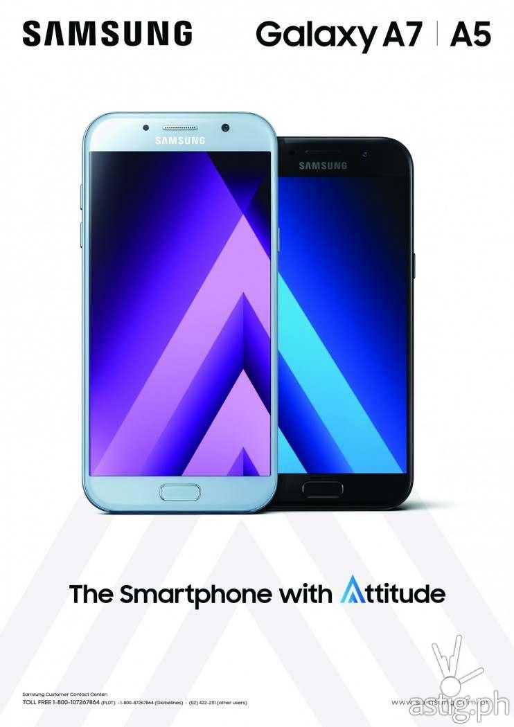 Samsung Galaxy A5/A7 (2017)