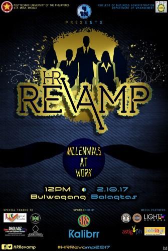 HR Revamp: Millennials at Work, Feb 10 @ PUP [event]