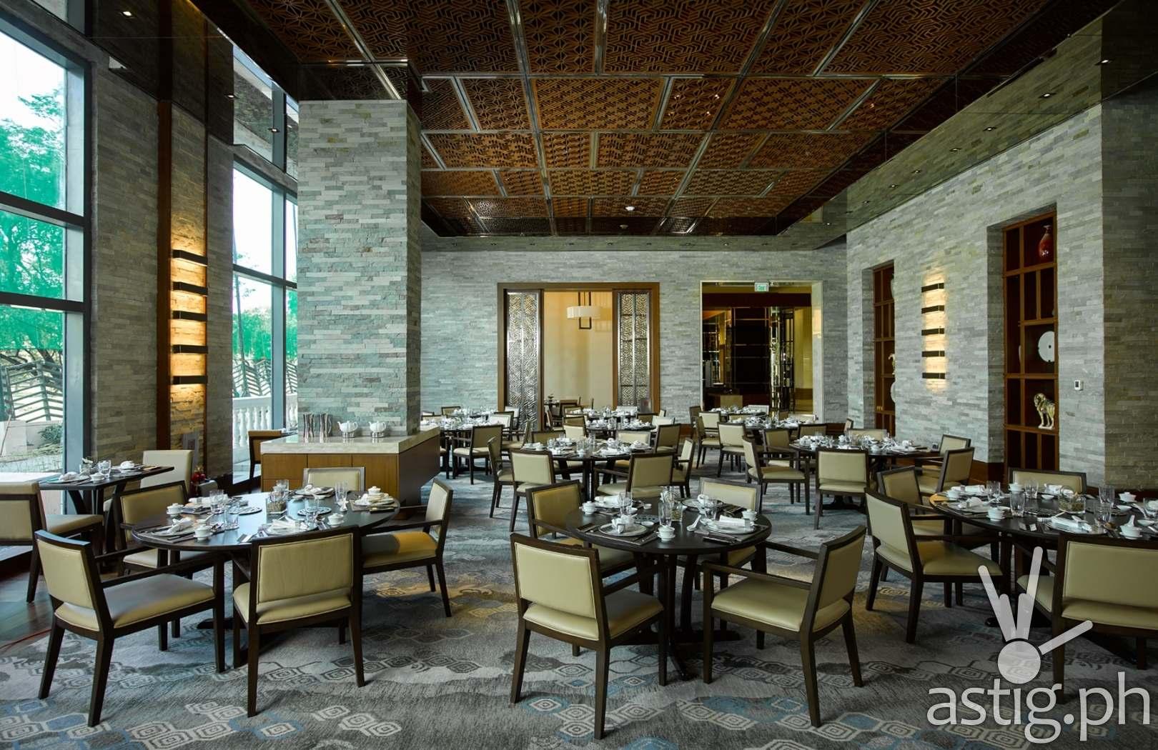 Man Ho Chinese Restaurat at Marriott Hotel Manila
