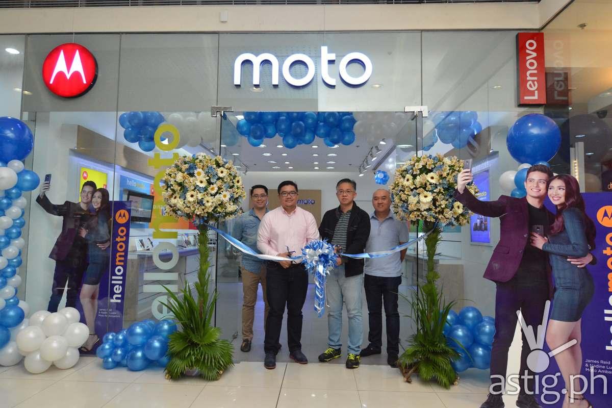 Moto Store SM North EDSA