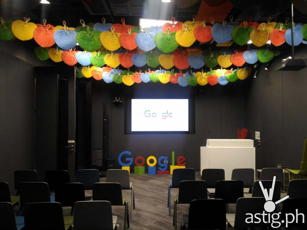 Google Philippines' new office in Metro Manila