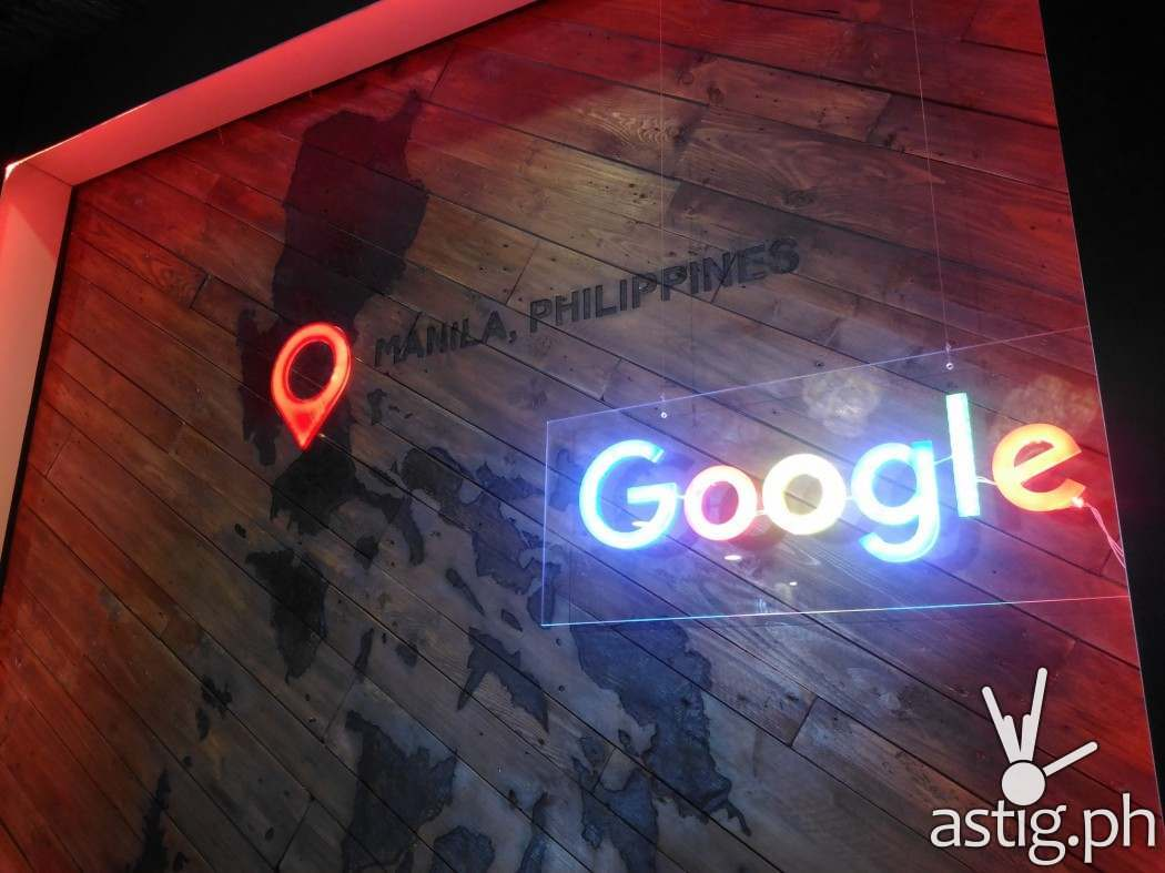 Google Philippines' new office