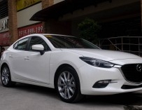 Mazda3 2017 2.0 SKYACTIV-R sedan [review]