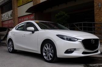 Mazda3 2017 2.0 SKYACTIV-R sedan [review]