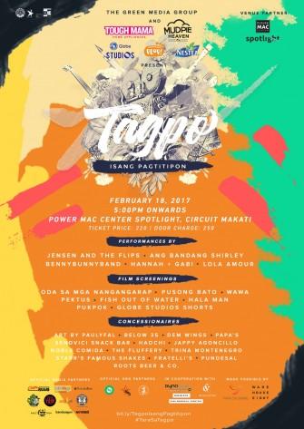 Tagpo: Isang Pagtitipon! Feb 18 @ Circuit Makati [event]