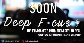 Deep Focus: film making workshop @ AdU