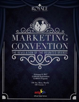Marketing Convention: Revelation of the Reunited Brands @ SM Sta Mesa