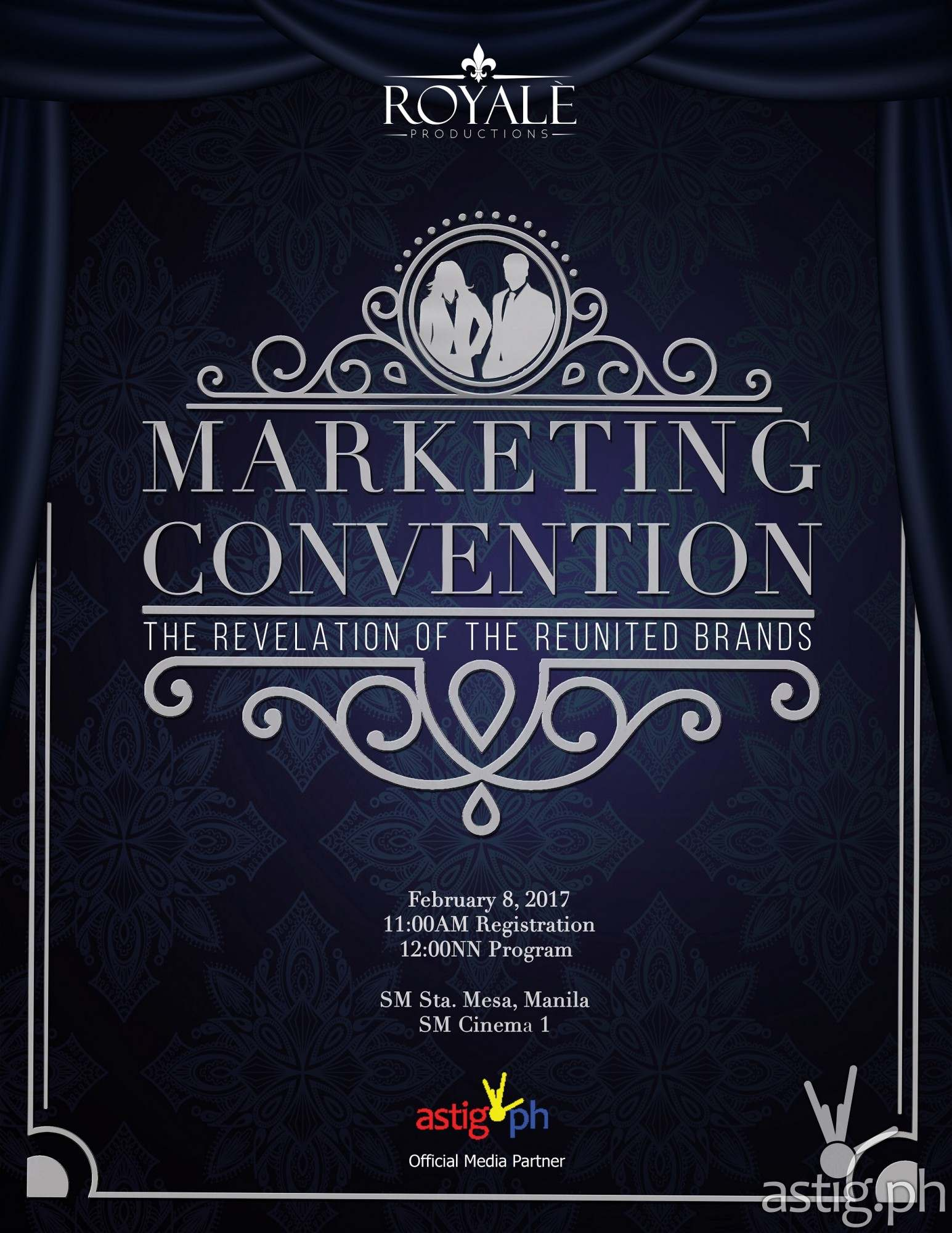 royale marketing convention