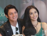 Maja Salvador and Joseph Marco for Wildflower