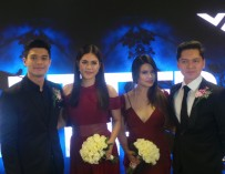 Shaina, Carlo, JC and Denise topbills