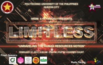 Limitless: Unravelling the HR Notion, Feb 27 @ PUP [event]