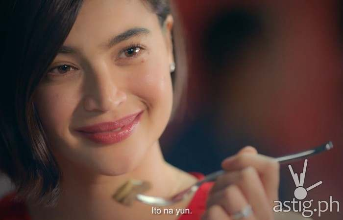 What did Anne Curtis say about Jollibee? [video]