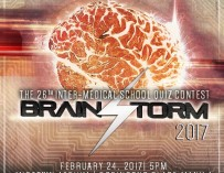 Brainstorm 2017: 26th Inter-Medical School Quiz Contest, Feb 24 @ Robinsons Place Manila