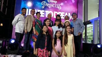 Globe Studios and Walt Disney Launches Disney Princess: I Dare to Dream Web Series