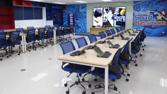Samsung, UP launch VR-powered SMART classroom