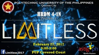 Limitless: Unravelling the HR Notion, Feb 2 @ PUP [event]