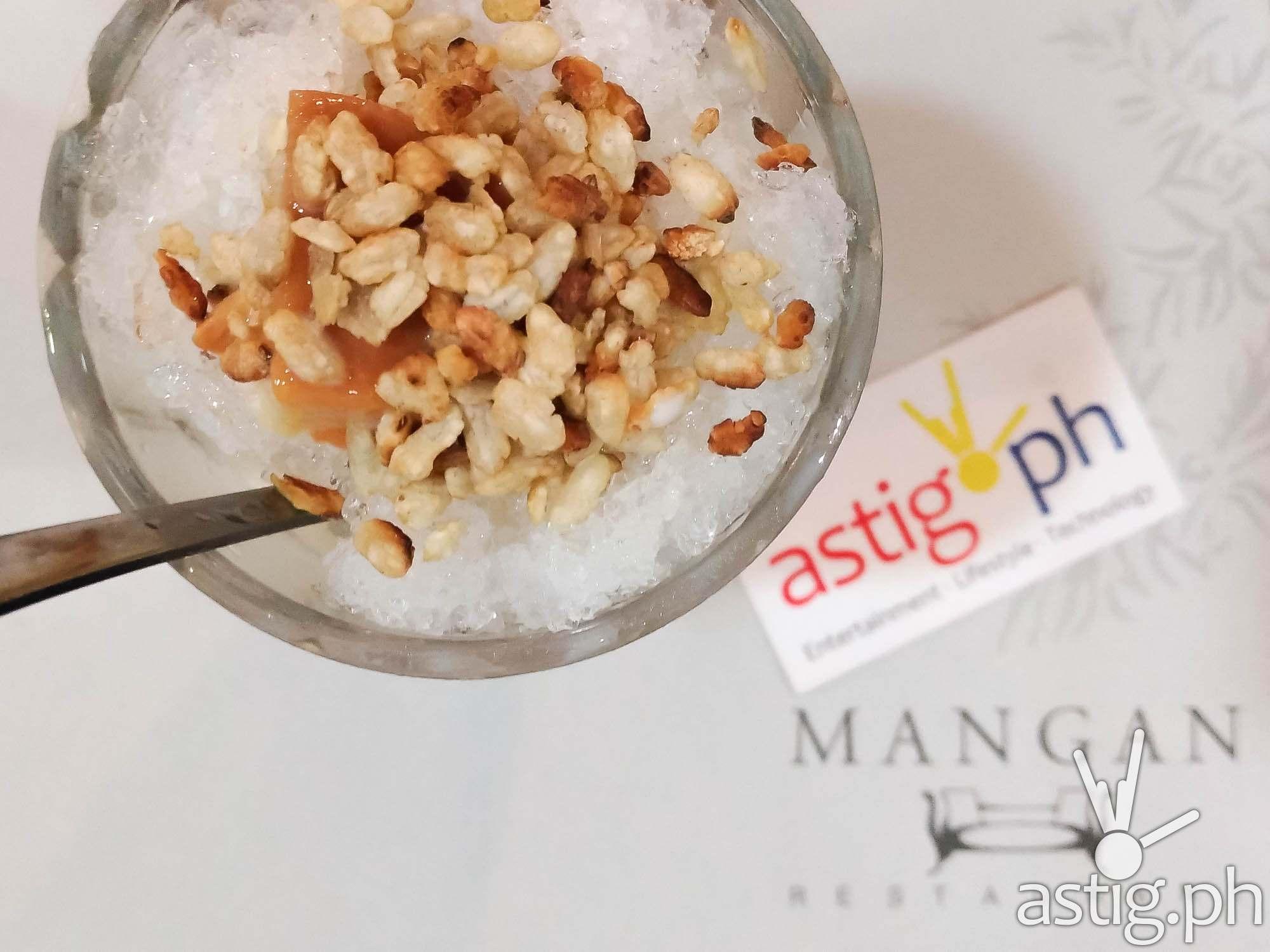 Halo-Halo Special - Mangan Restaurant Glorietta 2
