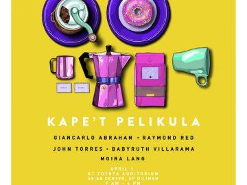 Kape't Pelikula poster