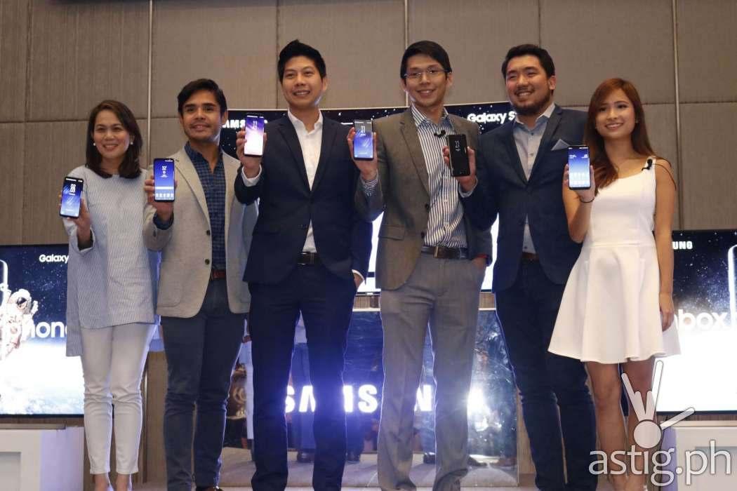 Samsung Galaxy S8 Philippine launch