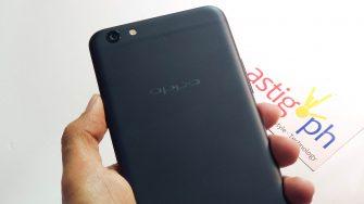 OPPO F3 Plus black variant