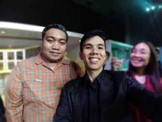 OPPO F3 Plus selfie bokeh unedited