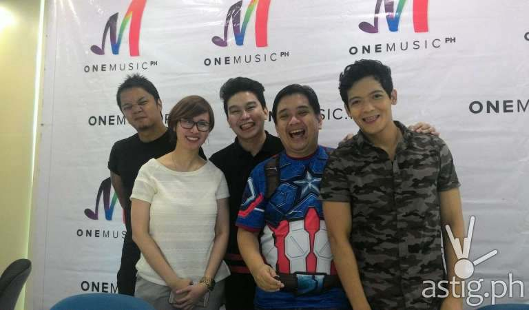 Volts Vallejo – One Music PH's first signed artist