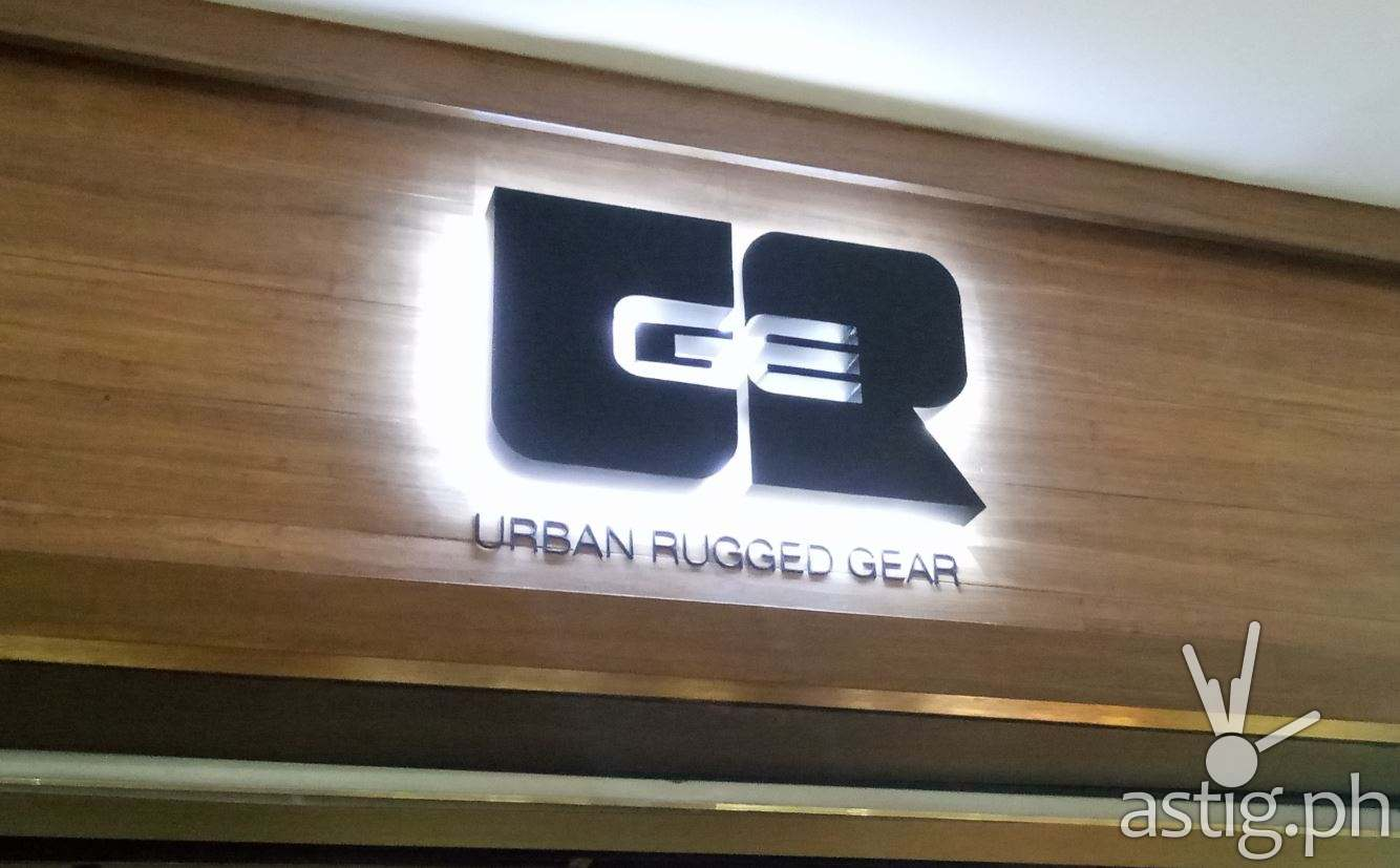 Urban Rugged Gear, URGe to shop: rough and tough