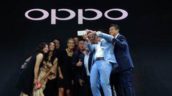 Wide selfie shot - OPPO F3 Plus Philippines