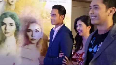 Pusong Ligaw media launch
