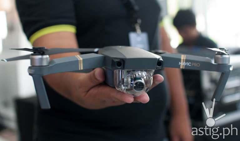 DJI selects MSI-ECS as PH distributor of aerial drones and Osmo mobile gimbals
