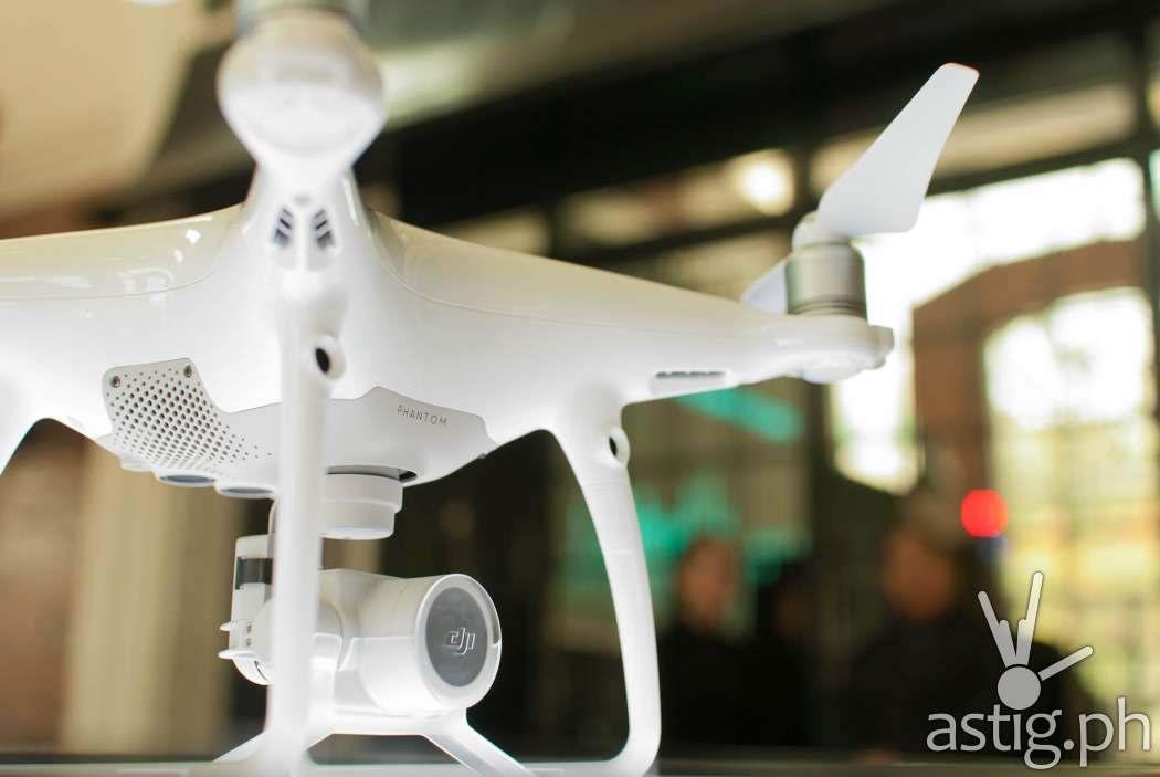 DJI Phantom aerial drone