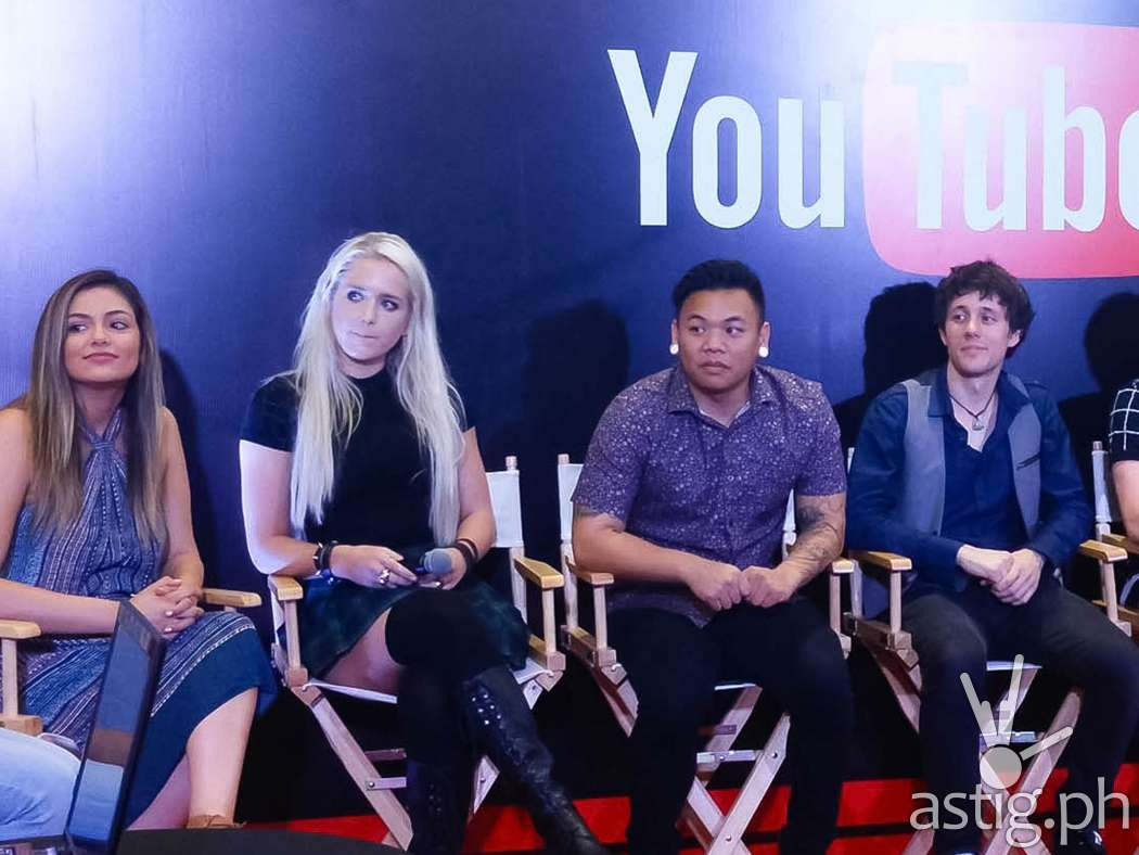 YouTube FanFest Manila 2015