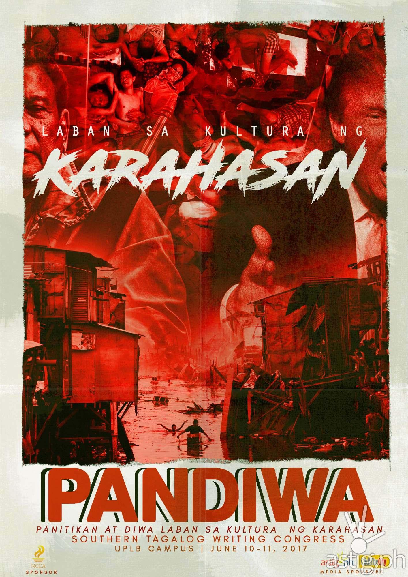 Pandiwa poster