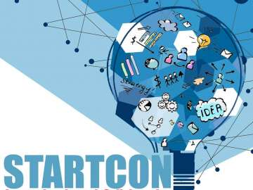 STARTCON Innovation through Collaboration poster