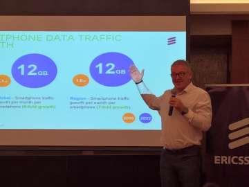 Sean Gowran_Ericsson Mobility Report