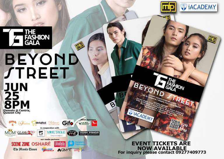The Fashion Gala : Beyond The Street by MTP Production