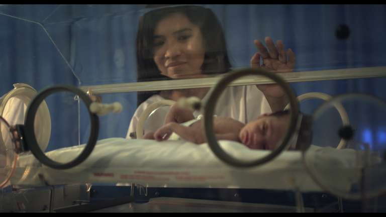 Pampers preemie video by Pepe Diokno