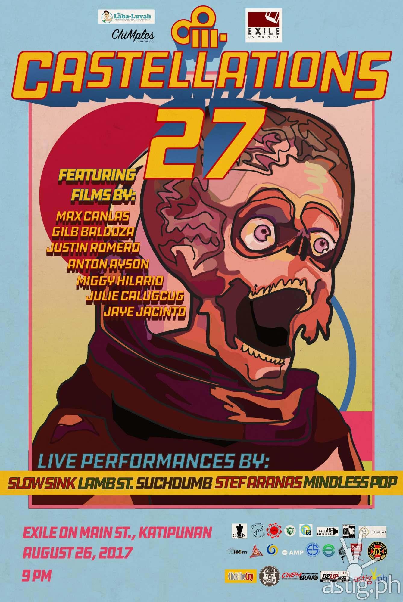 Castellations 27 Main Poster