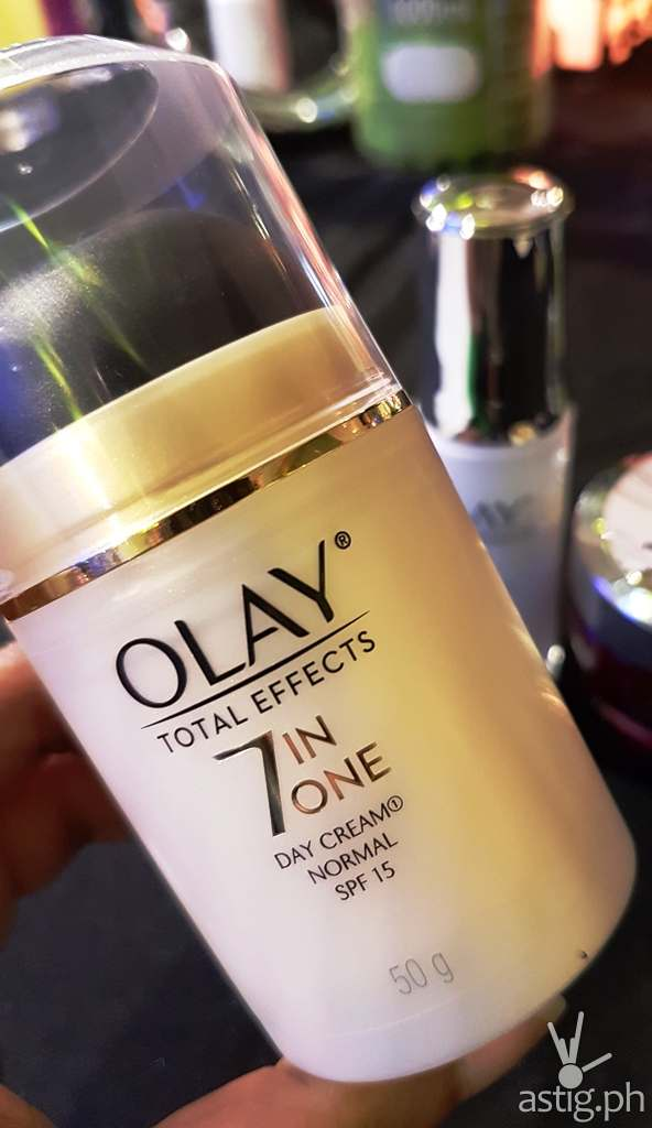 Olay Total Effects Day Moisturizer SPF 15