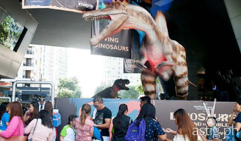 4 reasons to visit 'Dinosaurs Around the World' animated exhibit at the Mind Museum