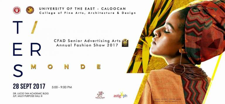 UE CFAD Fashion Show 2017